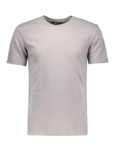 onsNIELS FITTED TEE 22004125 Medium Grey Melange
