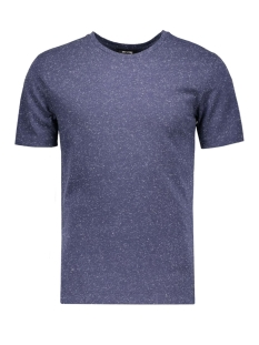 onsniels fitted tee 22004125 only & sons t-shirt dress blues