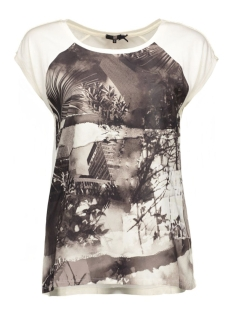 DEPT T-shirt 31101080 10060 ivory