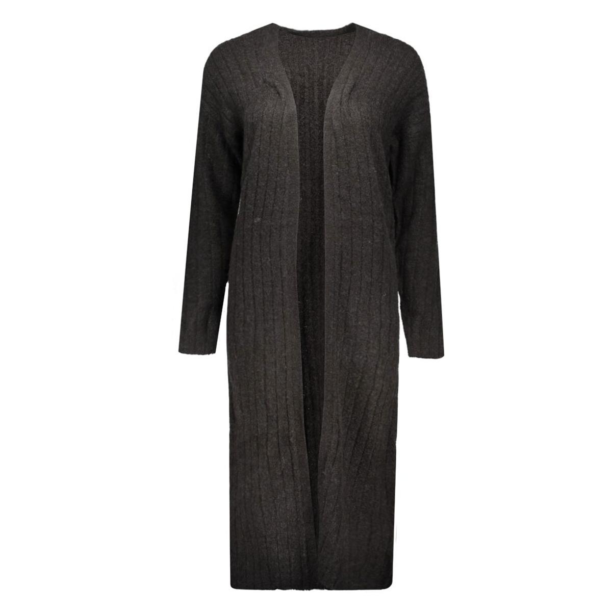jdyraven l/s cardigan knt 15117353 jacqueline de yong vest black