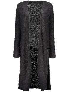 Only Vest onlNEW ZADIE L/S LONG CARDIGAN KNT 15121236 Black
