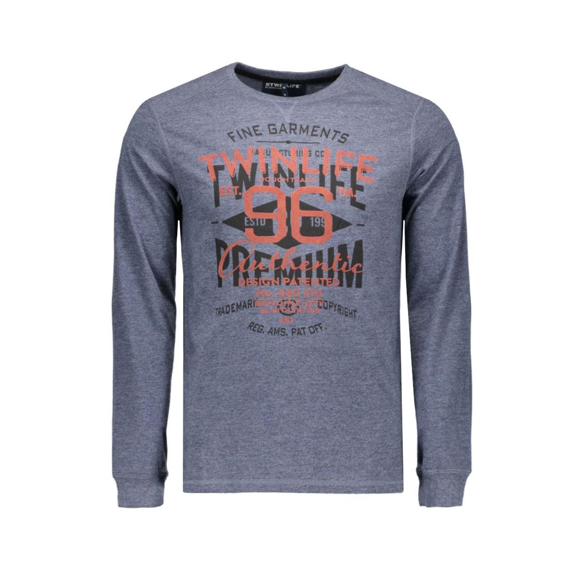 mls651815 twinlife t-shirt 6991 navy