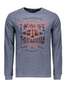 Twinlife T-shirt MLS651815 6991 NAVY