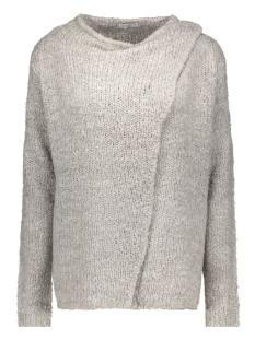 jdygaby l/s button cardigan knt 15119203 jacqueline de yong vest light grey melange