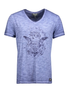 Circle of Trust T-shirt HW16.26.1542 Frosted Navy