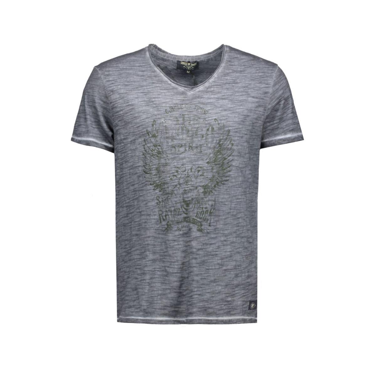 hw16.26.2544 circle of trust t-shirt dark marine