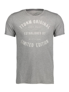Tom Tailor T-shirt 1036927.09.12 2607