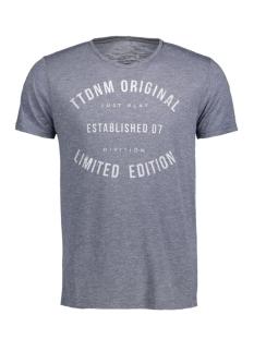 Tom Tailor T-shirt 1036927.09.12 6576