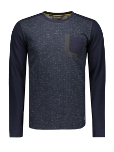 78150952 no-excess sweater 037 navy