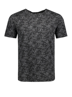 Garcia T-shirt C71011_men`s T-shirt ss 2436 Charcoal