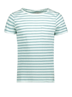 Garcia T-shirt C71009_men`s T-shirt ss 2312 Sea Green