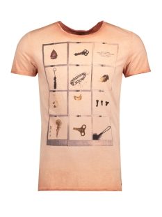 Garcia T-shirt C71007_men`s T-shirt ss 2441 Landmark
