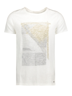Garcia T-shirt C71002_men`s T-shirt ss 50 White