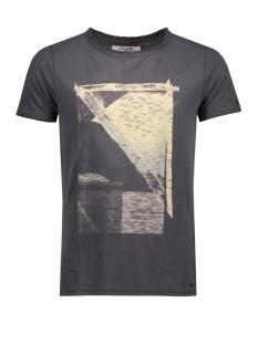 Garcia T-shirt C71002_men`s T-shirt ss 2436 Charcoal