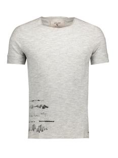 C71008_men`s T-shirt ss 66 Grey Melee