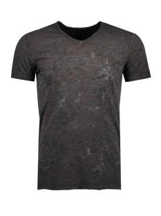 Garcia T-shirt C71004_men`s T-shirt ss 2436 Charcoal