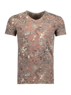 Garcia T-shirt C71004_men`s T-shirt ss 2209 Dust