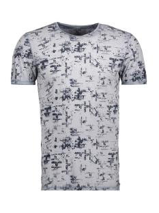 Garcia T-shirt D71202 2502 Dusk Blue