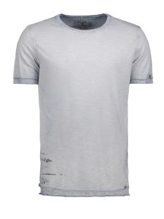 Garcia T-shirt D71206 2502 Dusk Blue