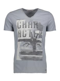 Garcia T-shirt D71200 2502 Dusk Blue
