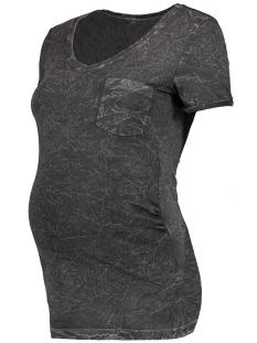 Mama-Licious Positie shirt MLDESTROY SS JERSEY  TOP 20006686 Black