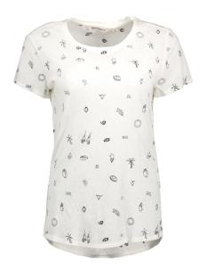 Garcia T-shirt D70206 53 Off White