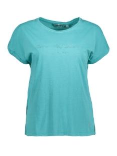 Garcia T-shirt D70204 1136 Lagoon
