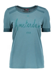DEPT T-shirt 31101096 59002 Deep Teal