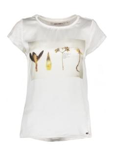 Garcia T-shirt V60221 27 Winter white