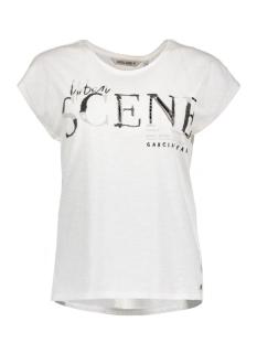 Garcia T-shirt V60216 27 Winter white