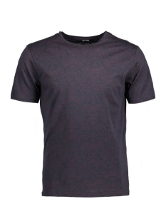 Only & Sons T-shirt onsANCHER FITTED TEE 22004602 Dark Navy