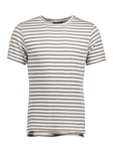 Only & Sons T-shirt onsALLAN FITTED TEE 22004649 Cloud Dancer