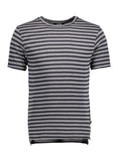 Only & Sons T-shirt onsALLAN FITTED TEE 22004649 Dark Navy