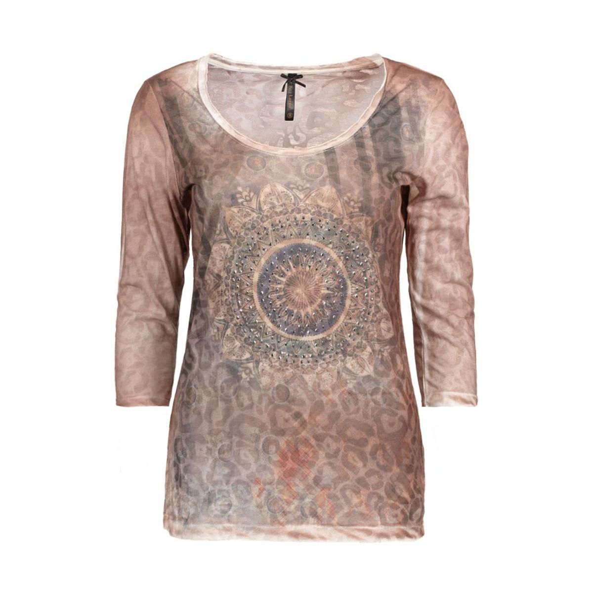 dls00242 key largo t-shirt rose