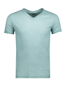Garcia T-shirt C71024_Marco men`s T-shirt ss 2312 Sea Green