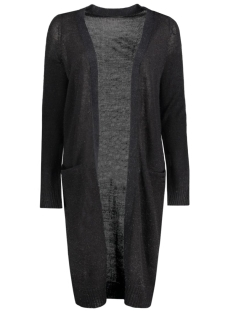onlNEW HAYLEY L/S LONG CARDIGAN KNT 15126884 Black