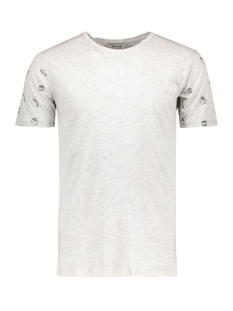 Only & Sons T-shirt onsSPACE SLEEVES O-NECK EXP 22004541 Light grey melange