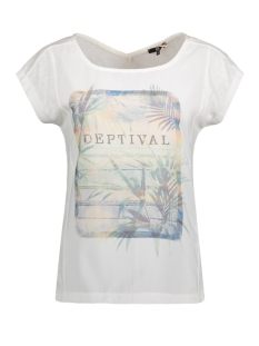 DEPT T-shirt 31101154 10058 Pure White