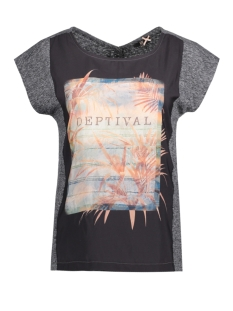 DEPT T-shirt 31101154 80041 Black
