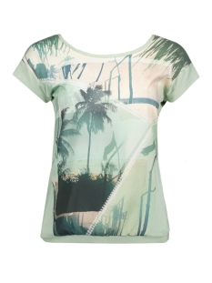DEPT T-shirt 31101148 59331 Sea Green