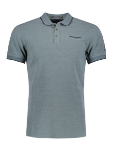 NO-EXCESS Polo 80320281 039 Seablue