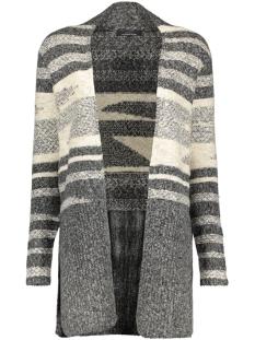 Only Vest onlGENOVA L/S CARDIGAN KNT 15120139 Dark Grey Melange