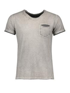 Key Largo T-shirt T00778 HURRICANE 1107 SILVER