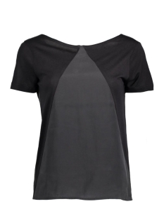 Pieces T-shirt PCDECCLA SS TOP 17078556 Black