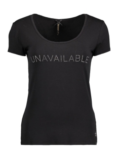 Key Largo T-shirt DT00763 Black