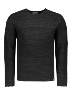 JORAXEL KNIT CREW NECK 12113712 Black