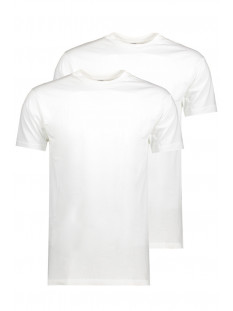 Alan Red T-shirt 3129 VIRGINIA 2 PACK WIT