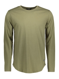 Only & Sons T-shirt onsMATT LONGY LS NEW EXP 22006441 Olive Night