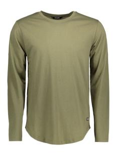 Only & Sons T-shirt onsMATT LONGY LS NEW EXP 22006441 Olive Night