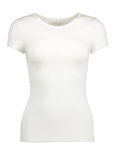 Pieces T-shirt PCHOLLY SS T-SHIRT NOOS 17069619 Bright White